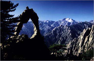 CORSICA Hiking Mare a Mare and Mare e Monti