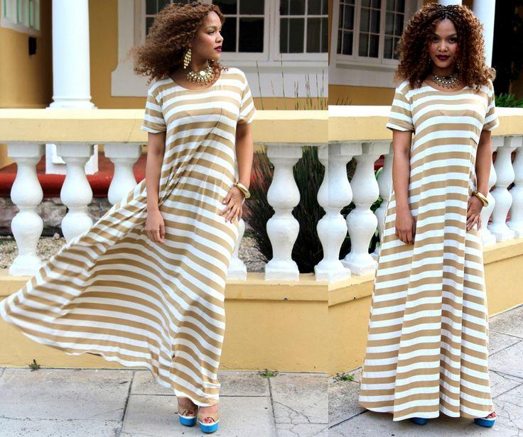 Shop this gorgeous 'Maxi Dress' from @thefashionlott.com !