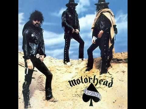 Ace of Spades- Motorhead