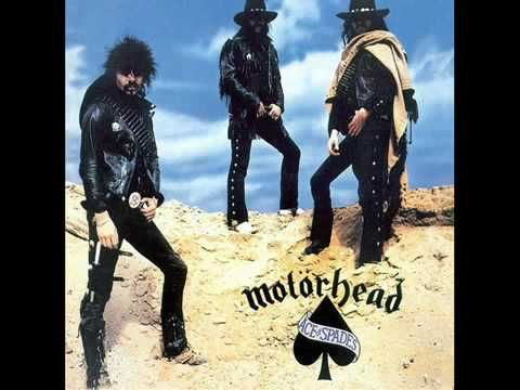 Ace of Spades- Motorhead