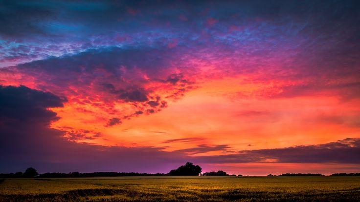 New free stock photo of dawn nature sky #freebies #FreeStockPhotos