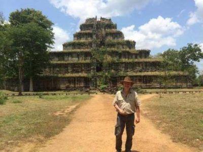 Mysterious Story of The Koh Ker Pyramid in Cambodia #news #alternativenews