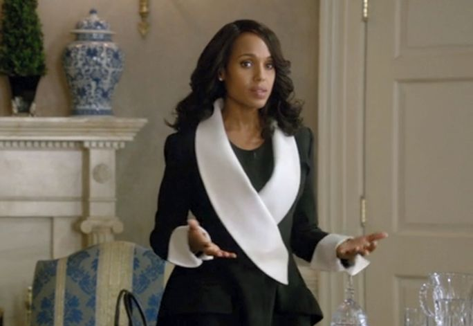 <em>Scandal</em> Fashion Recap: The Meaning Behind the Looks in Last Night's Episode