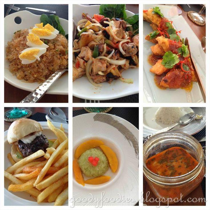 Thai meal  @ Gaya Island Resort @ytlhotels