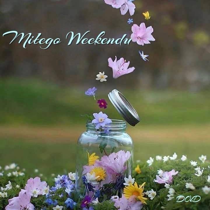 Miłego Weekendu #niedziela