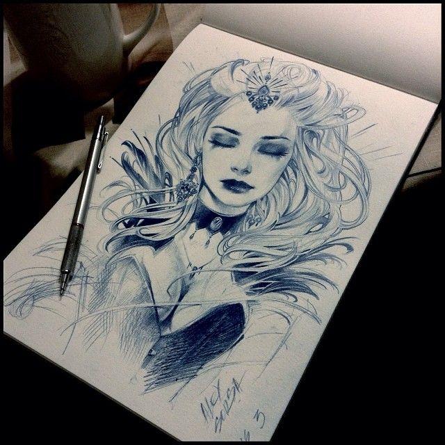 sketch by AlexSorsa on deviantART