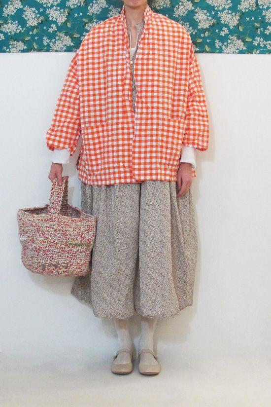 Daniela Gregis hand knitted bag secchiello