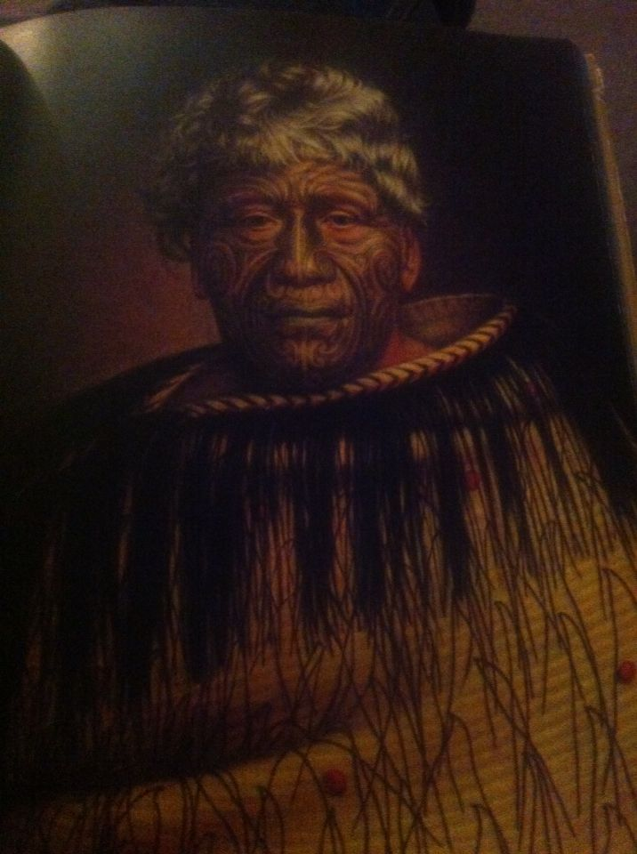 Pomare of the Ngapuhi