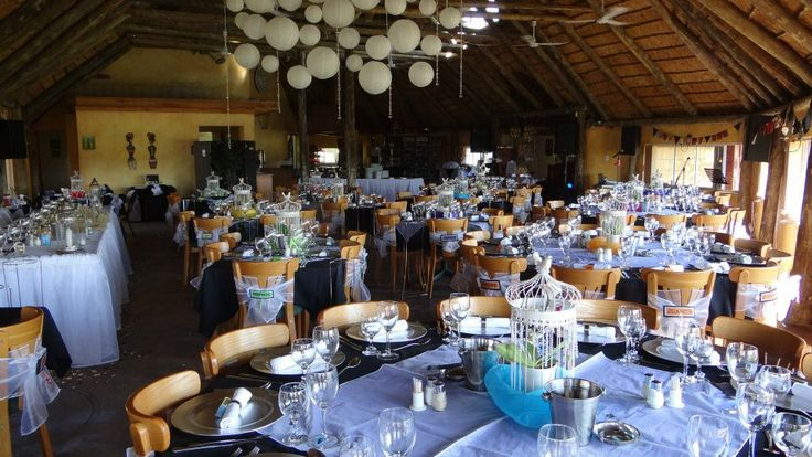 Melanie & Angus - 9 Feb 2013 Wedding and conference facilities in the South African bushveld near Pretoria. http://xombana.homestead.com/