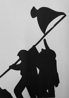 REMEMBRANCE DAY SILHOUETTES