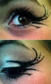 Image result for dance eye makeup