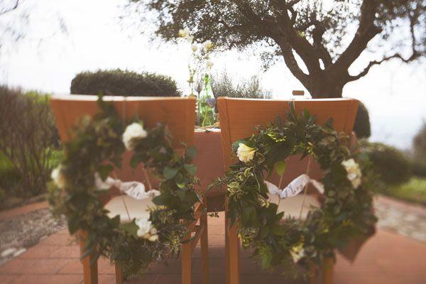 {Inspiration shoot} Materiali di recupero per un matrimonio mediterraneo
