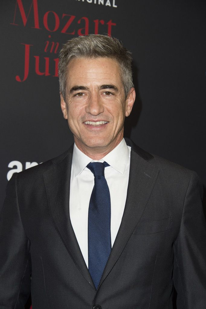 Dermot Mulroney Photos Photos - Actor Dermot Mulroney attends the Mozart in The Jungle Special Screening and Holiday Concert, on December 1, 2016, at Grove, In Los Angeles, California. / AFP / VALERIE MACON - Screening Event For Amazon's 'Mozart In The Jungle' - Arrivals