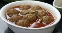 Kofta Curry Recipe Pakistani. Tasty meat koftas with a fragrant curry and a hint of mint. Pakladies web site sharing this delicious and easy recipe.