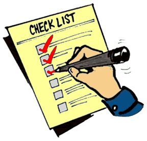 Make a checklist - leave extra spaces to add on to it - and print it out! Keep it with your moving documents. Remember to include things like notifying your pharmacy of your move and getting enough of your medications for at least two weeks after your move, utilities to be turned off, and turned on, etc.