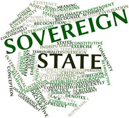 """What's """"Sovereign Immunity""""?"""