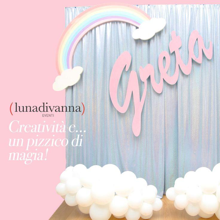 In ogni party da organizzare occorre tanta creatività e...un pizzico di magia! _____________________ Vuoi realizzare un party da sogno? Scrivi a info@lunadivanna.com www.lunadivanna.com +39 392 780 0952 #restart #lunadivanna #party #planner #design #style #roma #bestmoments #memories #rapunzel #disney #princess #follow4follow #igersroma #igersitalia #funtime #happy #italy #rome #mom #kids #partystyle