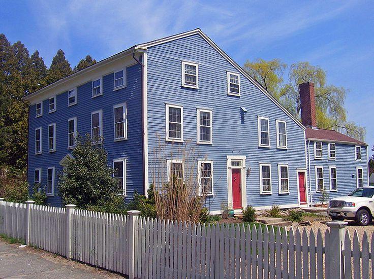 Joseph Reynolds House, Bristol, RI National Register of
