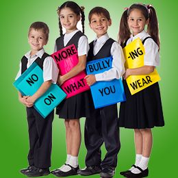 bullying and school uniforms What are the pros and cons of school uniforms  attendance, discipline,  bullying, student motivation, family engagement, or economic need.