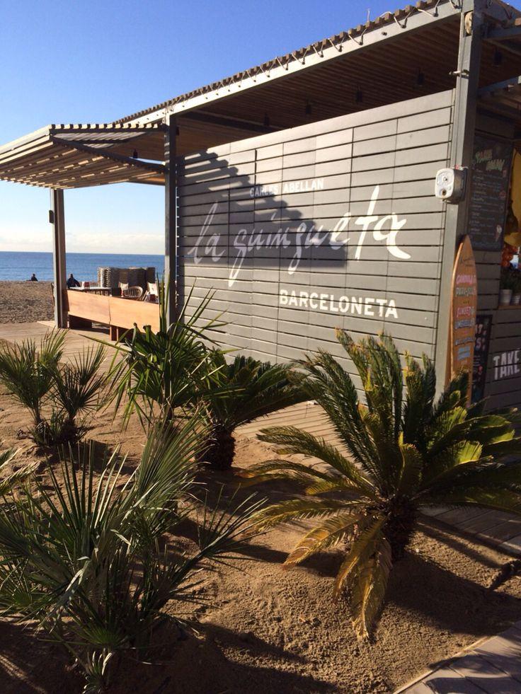 Beach Bar la guingueta, Barceloneta