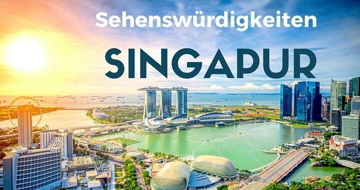 Einer der ausführlichsten Guides für Singapur im Netz: Die schönsten Sehenswürdigkeiten, die größten Shopping-Malls, die besten Tempel und Märkte sowie die leckersten Food Centers in Singapur auf einen Blick.  http://flashpacking4life.de/sehenswuerdigkeiten-singapur/