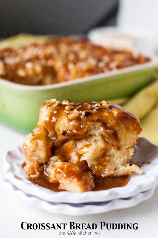 Croissant Bread Puddings on Pinterest | Bread Puddings, Croissant ...