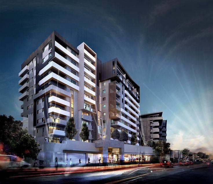 Apartment Development - Preston