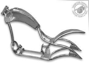 thompson choppers custom motorcycle frames