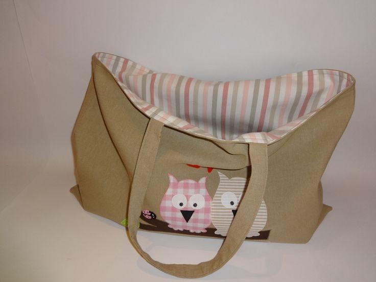 sofort+verfügbar:+Strandtasche+XXL,+Badetasche+von+naehdesigns+auf+DaWanda.com