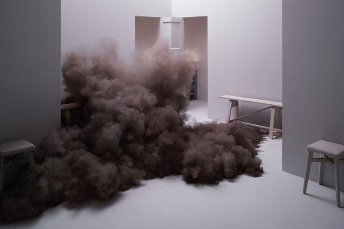 Dan Tobin Smith Captures The Power Of Powder | iGNANT.de