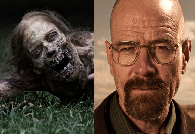 Breaking Bad is The Walking Dead prequel - i CAN'T WAIT TO SEE HOW THEY CONNECT THIS, assuming it is true.