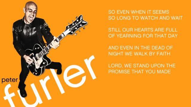 Peter Furler - Matter of Faith (Slideshow with Lyrics) - Music Videos
