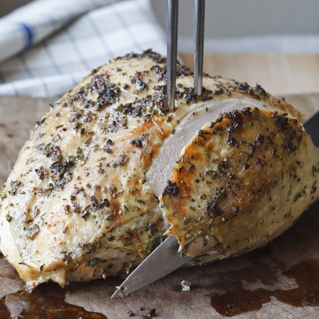 Herb-Roasted Turkey Breast - Barefoot Contessa