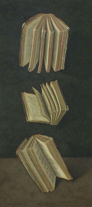 Jonathan Wolstenholme, Magic Books, 2011: 2011 Books, Books Art, Magic Books, Books Mag Books, Books Bookshelves, Books Magic, Books 2011, Books Stilllifequickheart, Books Reading