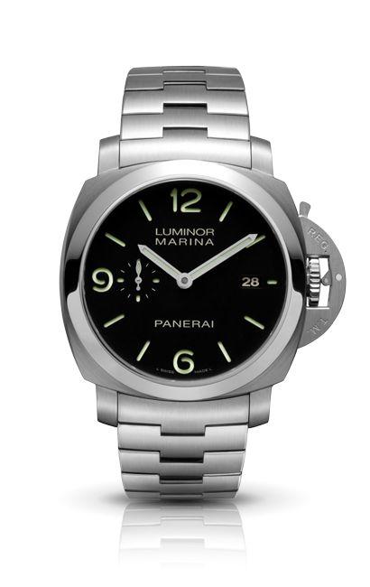 Luminor Marina 1950 3 Days Automatic PAM00328 - Collection 3 Days - Watches Officine Panerai