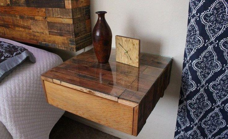 1000 id es sur le th me tables en bois de r cup ration sur for Table basse recuperation