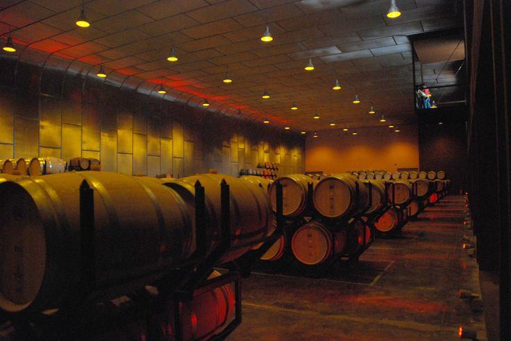Wine cellar,Winery,Bodegas Torres, spain,http://bcarquitectos.com/wineries/waltraud-cellar-for-bodegas-torres-spain/ wine,wineries,spain wineries,landscape,bodegas,spirits,miguel Torres,arquitectura bodegas,wineries architecture,winery landscape