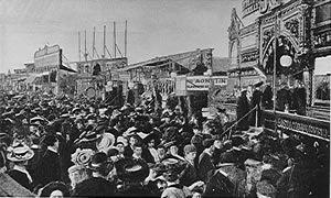Hull Fair 1907