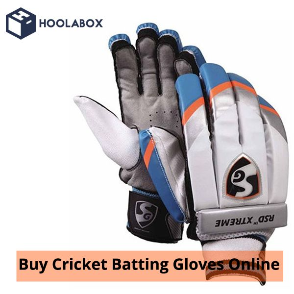 Buy cricket batting gloves online at lowest & best prices. Hoolabox, India's largest online sports store. Select from the wide range of branded sports products & accessories online. Please Visit:- http://hoolabox.com/172-gloves