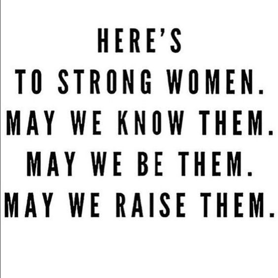 Happy International Women's Day Strong Women Support Each Other!!