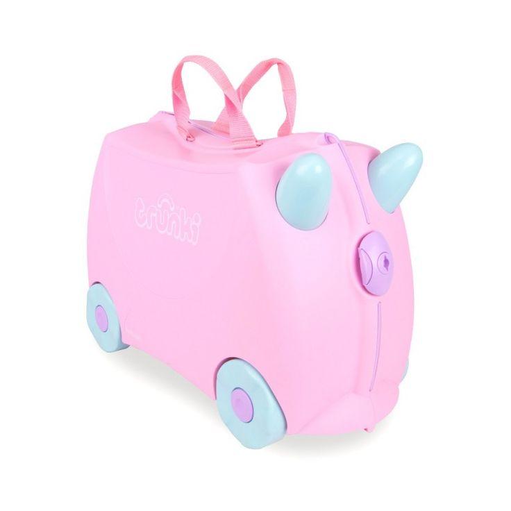 Rosie (Pink) Trunki Παιδικη Βαλιτσα Ταξιδιου - Trunki Ελλάς