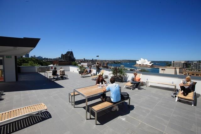 YHA Hostel, The Rocks, Sydney - Best budget accommodation in the perfect Sydney location makes it a #hooroo #SecretSpots
