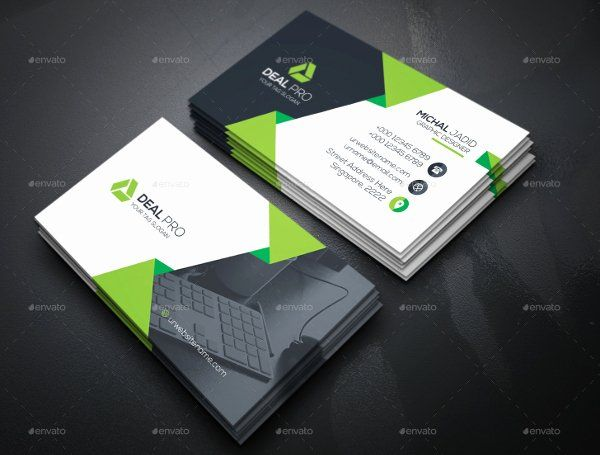 Cool Business Card Templates Unique 18 Information Technology Business Cards Free Download Cool Business Cards Free Business Cards Card Templates