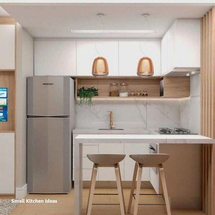 Small Kitchen Design Ideas In 2020 Kitchen Design Small Small Kitchen Decor Modern Small Apartment Design
