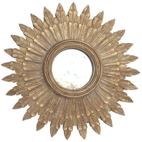 Santo Starburst Mirror - Complete Pad ®