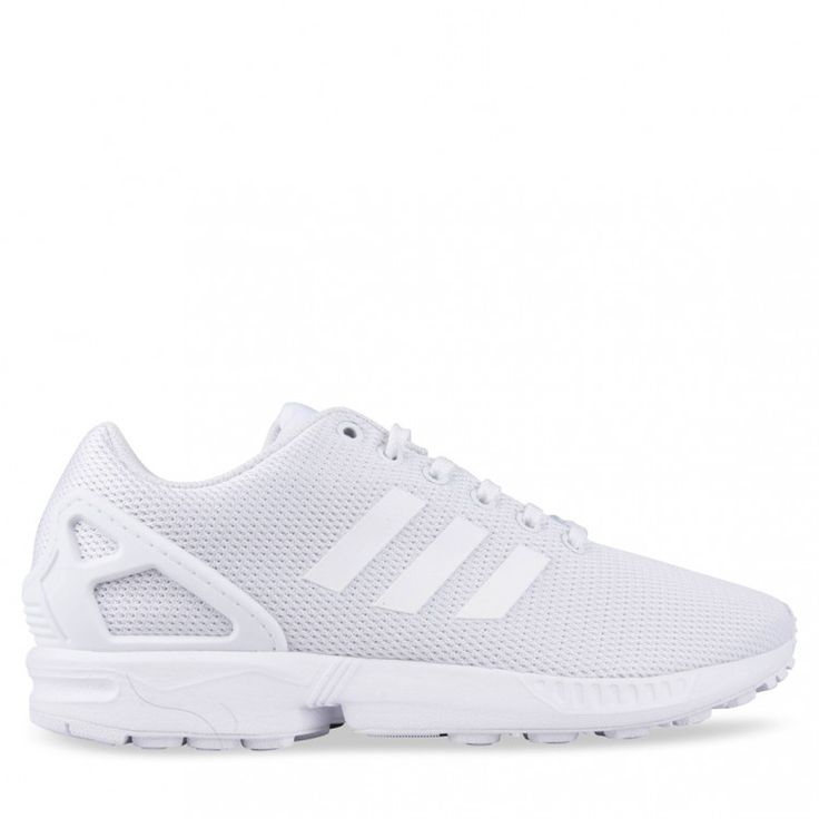 1600ff8b8 ... Buy adidas ZX FLUX White White Grey online at Hype DC.