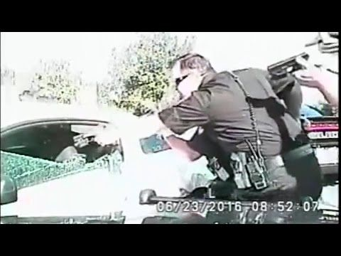 Police Chase And Shoot Driver - 2016