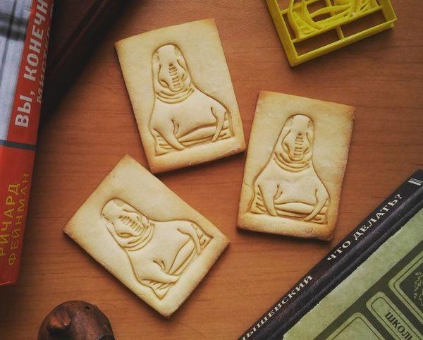 Рецепт песочного печенья для штампов ждун, печенье, SweetCabany, формочки для печенья, рецепт, песочное печенье, длиннопост