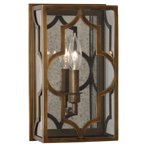 Rach- Wall Sconce - Shop - Bradford W. Collier and BWC Studio, Inc - Interior Designer in Houston, Texas