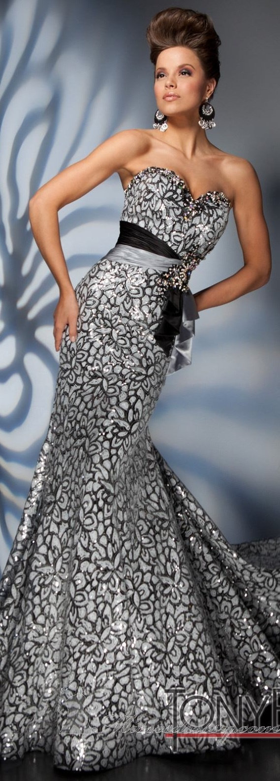 Tony Bowls couture ~
